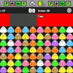 Pou: Minijuego Color Match