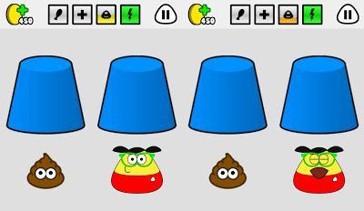 Pou: Minijuego Find Pou