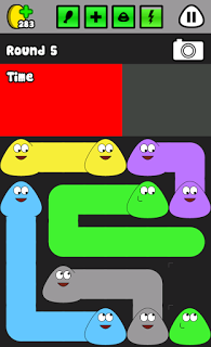 Pou: Minijuego Connect
