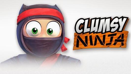 Pou te recomienda… ¡Clumsy Ninja!
